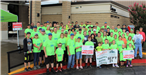 2019 Fall OSNI Owasso CARES Day of Service Group Photo
