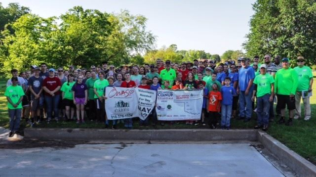 2017 Spring OSNI CARES Day of Service
