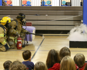 Fire Prevention in Schools