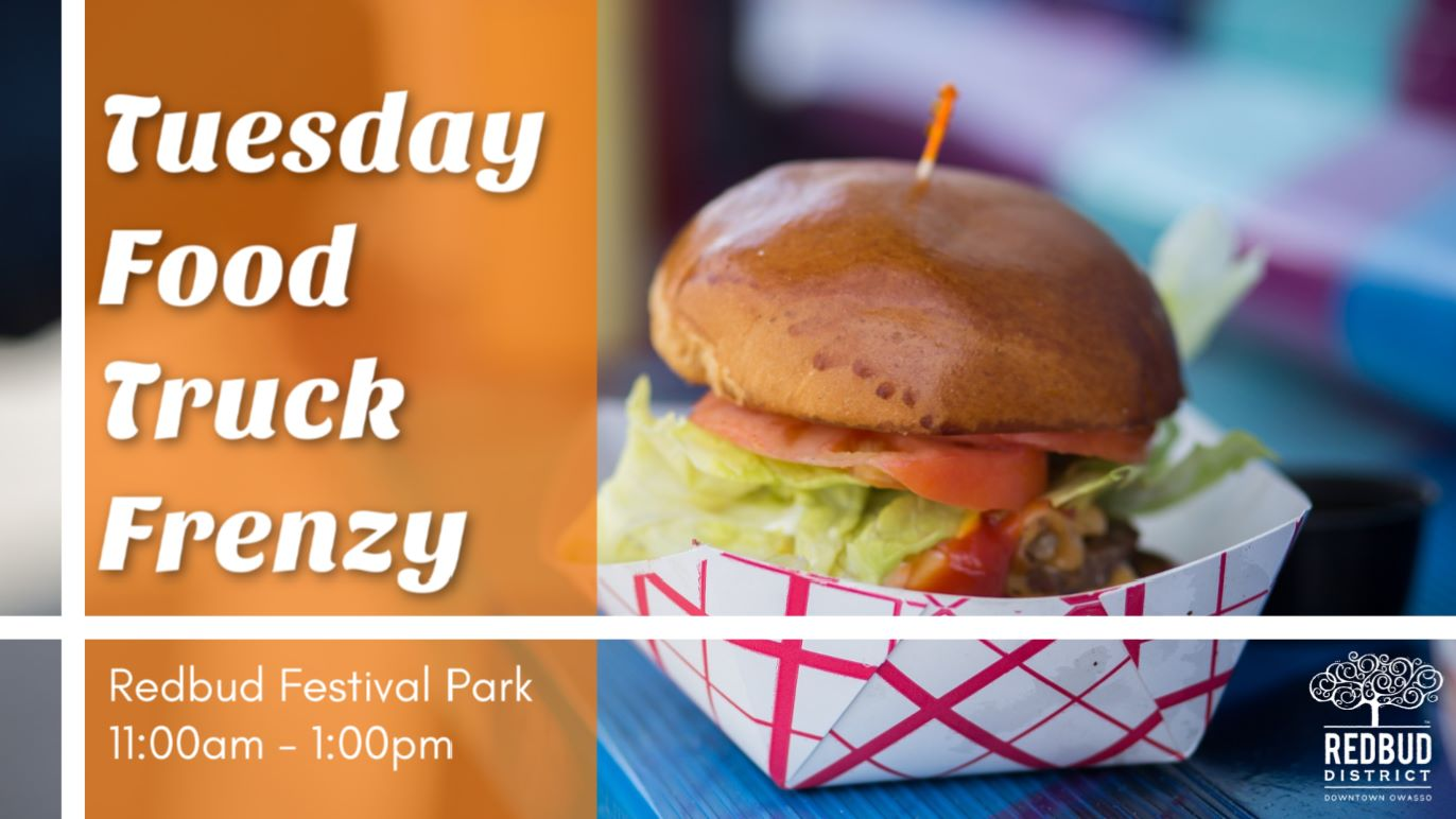 Tuesday Food Truck Frenzy