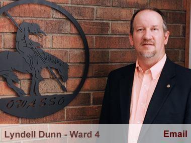 Lyndell Dunn representing Ward 4